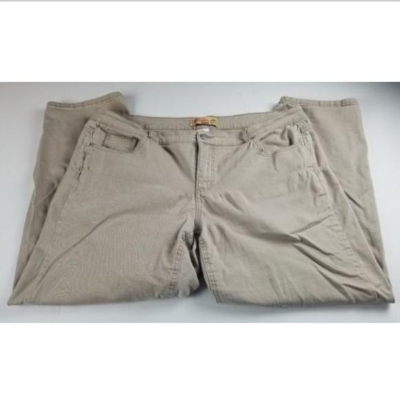 6f69e541a1c6a Just My Size Denim - JMS Classic Stretch Jeans Tan Denim Plus Size 22W